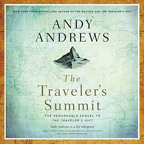 The Traveler's Summit audiobook cover art
