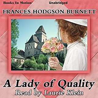 A Lady of Quality cover art