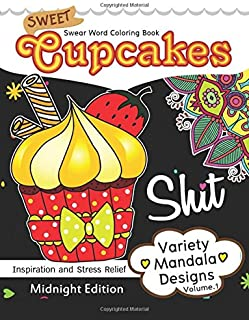 Best cupcake coloring pages for adults Reviews