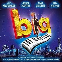 Big The Musical: Original London Cast