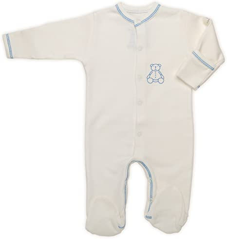 The Dida World Nones - Pijama de algodón orgánico, talla 0 ...