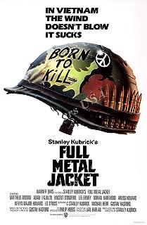 Full Metal Jacket Poster 70 x 100 cms