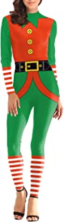 christmas elf jumpsuit