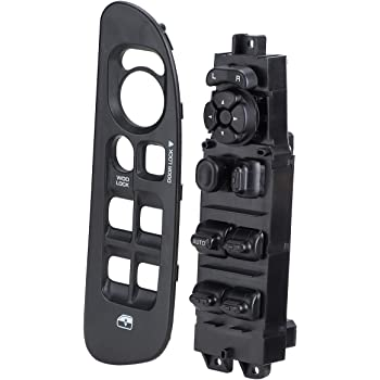 Amazon Com Master Power Window Switch Bezel Driver Side 56049805ab Compatible With Dodge Ram 1500 2500 3500 2002 2010 2001 2004 Dakota 2001 2003 Durango 2005 2009 Sprinter 2500 3500 68171680aa Window Switch Industrial Scientific