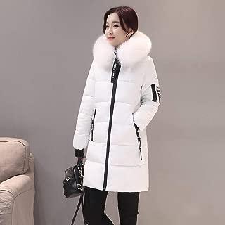 Women's Down Jacket Fashion Warm Winter - White M