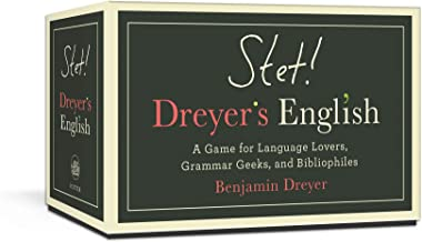 STET! Dreyer's English: A Game for Language Lovers, Grammar Geeks, and Bibliophiles PDF