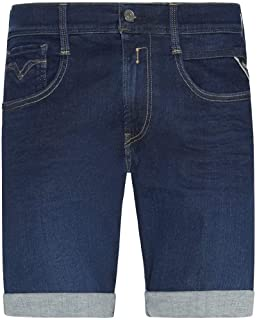 Replay Kids Fuchsia Denim Shorts Fuchsia Denim Shorts