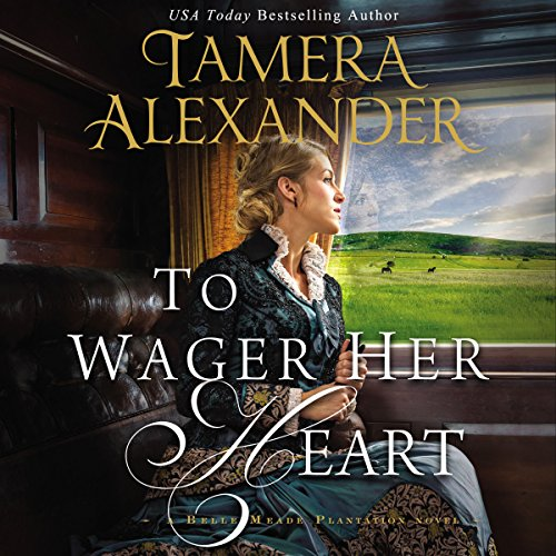 To Wager Her Heart audiobook cover art
