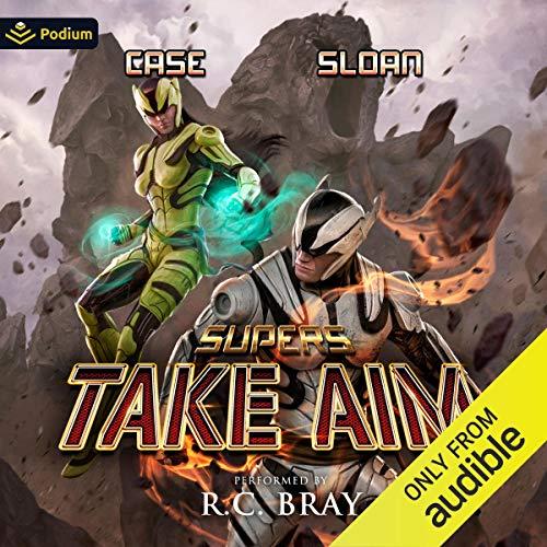 Supers: Take Aim cover art