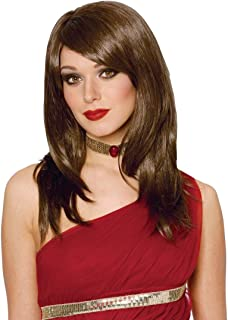 Sharon Brown Wig - Adult Std.