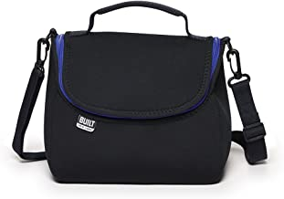 حقيبة غداء بايسترو مصنوعة من مادة النيوبرين من بيالتي نيويورك، باللون الأسود