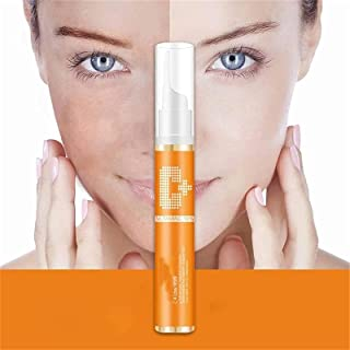 Skinnery Freckle Removal Cream, Instant Blemish Removal Gel VC Whitening Freckle Serum Brighten Skin, Natural Anti Aging F...