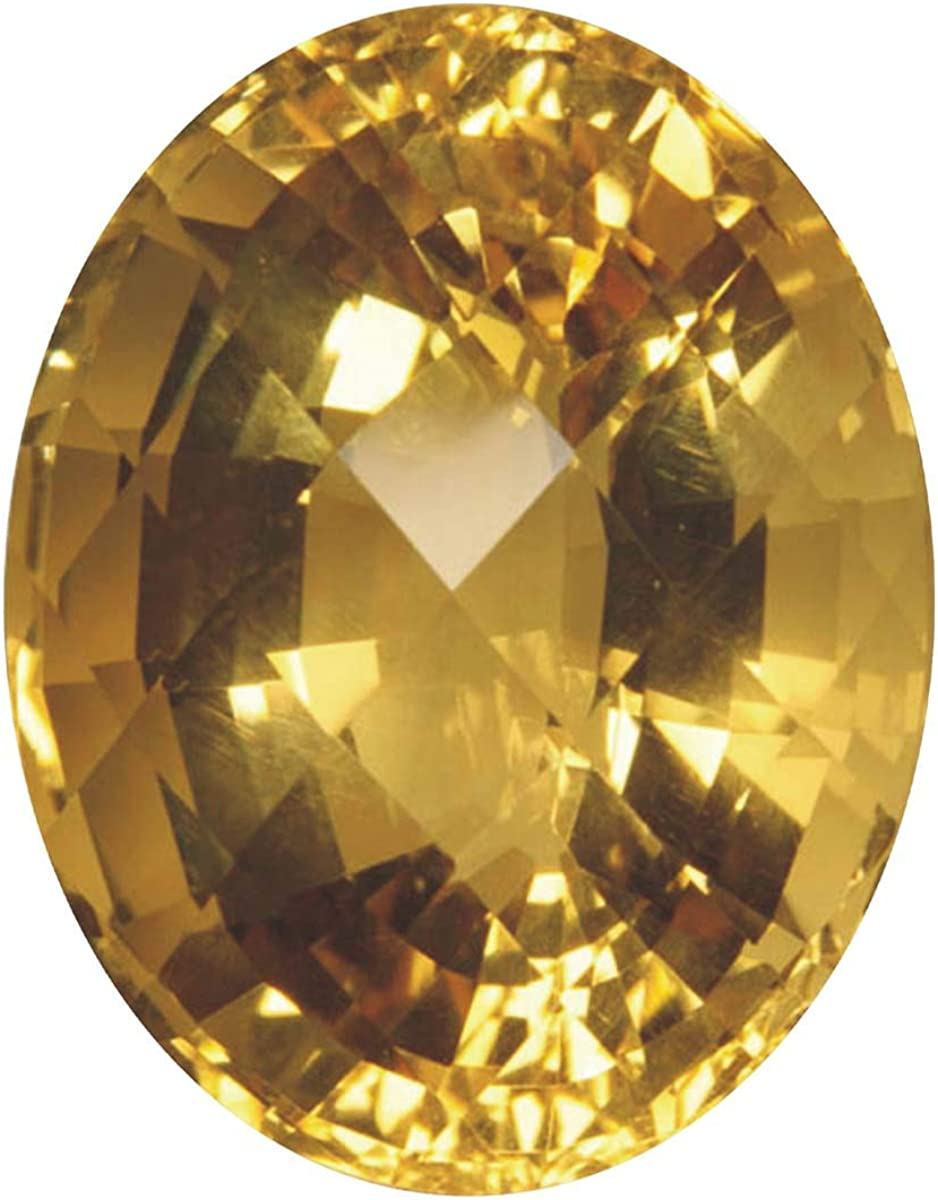 Tejvij And Sons Certified Yellow Gemstone High quality cheap Topaz