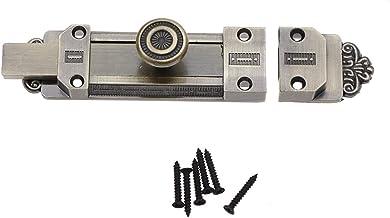 Deurgrendel 1 stks Vintage Deur Latch Zinklegering Sliding Lock Latch Barrel Bolt Brons voor huishoudelijke meubels Duurza...