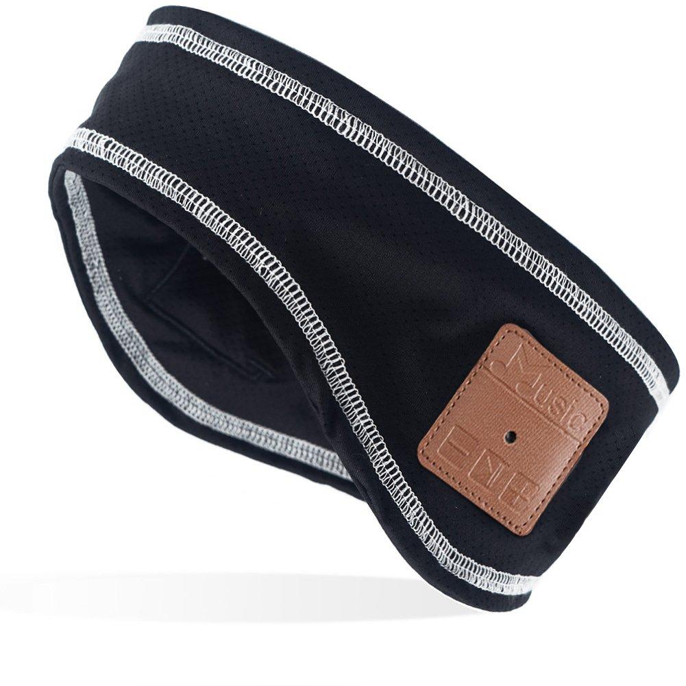 Bluetooth Headband Headphone Microphone Compatible