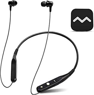 Rechargeable Hearing Aid Amplifier for TV Watching, Wireless Headphones Neckband Pocket Talker for Seniors & Adults, Conve...