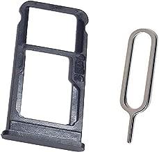 Draxlgon SIM Card Tray Slot Holder + Micro SD Memory Sim Holder Adapter for Nokia 6 II 2 2018/For Nokia 6 (6.1 2018) TA-1043 TA-1045 TA-1050 TA-1054 TA-1068 5.5