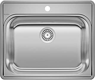 BLANCO 441078 ESSENTIAL Drop-In Laundry Sink, 25