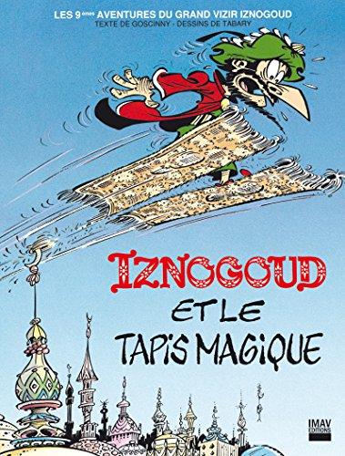 Iznogoud - tome 9 - Iznogoud et le tapis magique