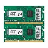 1333 MHz SODIMM Single Rank Kingston KTT-S3BS//4G Memoria especifica para Ordenador port/átil Toshiba DDR3 de 4 GB
