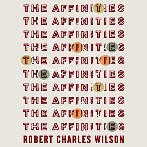 The Affinities audiobook cover art