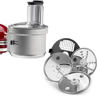 KitchenAid (Renewed) RKSM2FPA Food Processor Attachment with Dicing Kit