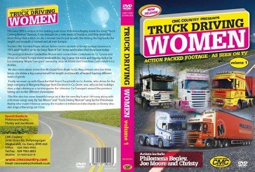 Truck Driving Women - New DVD - Joe Moore Philomena Begley by CMC COUNTRY