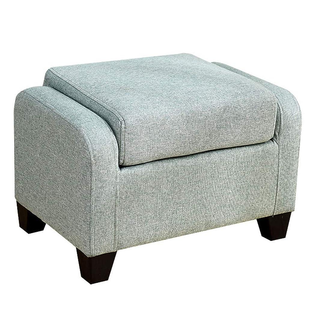 喜ぶ半円インストールソファーツール正方形の創造的なソファ座り心地の良い綿耐久性、5色 (色 : ブロンズ, サイズ さいず : 60x40x40cm)