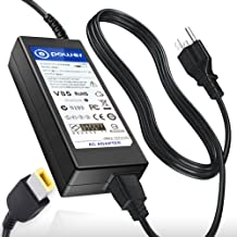 T-POWER (65W~90W) Ac Dc Adapter Charger Compatible with Lenovo IdeaCentre ThinkCentre C260 C350 C360 C460 C470 C560 510 520 M53-M73-M93p All-in-One PC Tiny Desktop AIO