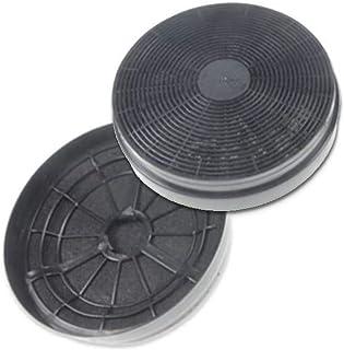 Lot de 2 filtres à charbon (254379-13582) Hotte AS0015184 BRANDT