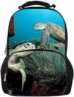 sea turtle bookbag