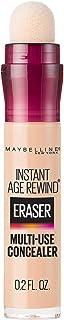 Maybelline New York Instant Age Rewind Eraser Dark Circles Treatment Concealer, Warm Light, 0.2 fl. oz. 1-Count