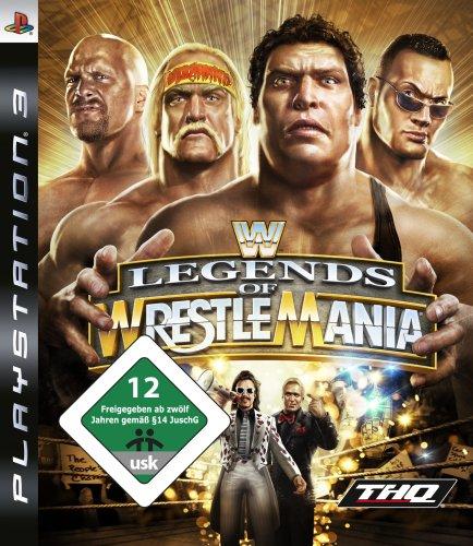 WWE - Legends of Wrestlemania