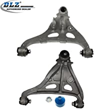 DLZ 2 Pcs Front Lower Control Arm and Ball Joint Assembly Compatible with ford F-150 Pickup Truck 2005-2008 RWD 2004 Replacement for Lincoln Mark LT 2006-2008 K80403 K80401