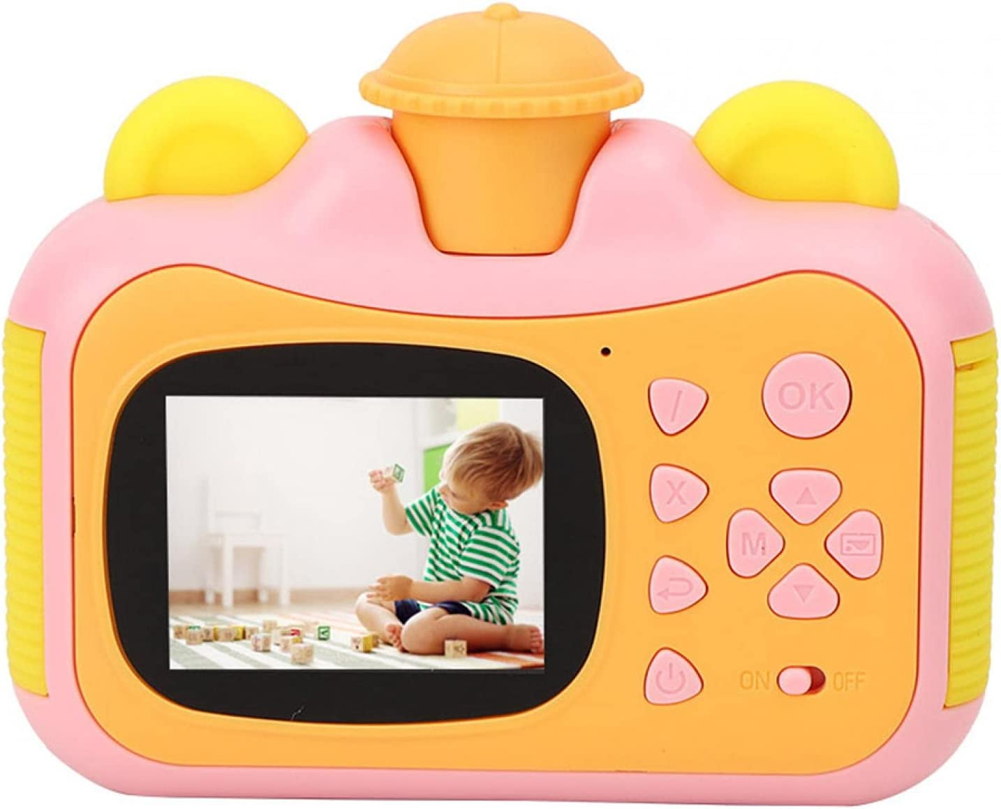 LZKW Bombing new work Kid New sales Camera Digital Instant Cute Portable Toy D