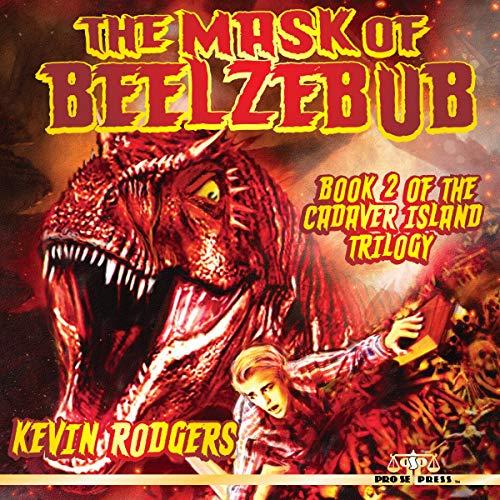 The Mask of Beelzebub audiobook cover art