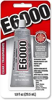 E6000 231017 Adhesive - 1 fl oz