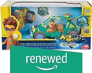 (Renewed) Simba Toys Dickie Rc Matt Hatter Dune Buggy  1:24  27 Mhz, Multi Color