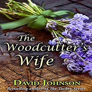 The Woodcutter's Wife audiobook cover art