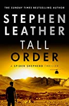 Tall Order: The 15th Spider Shepherd Thriller
