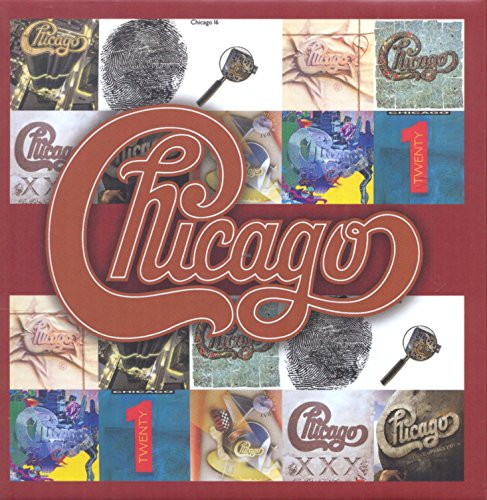 Chicago The Studio Albums 1979-2008 - Chicago
