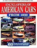 Encyclopedia of American Cars from 1930: 60 Years of Automotive History (1993-09-23)
