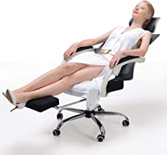 Hbada Ergonomic Office Recliner Chair – High Back Desk Chair Racing Style with..