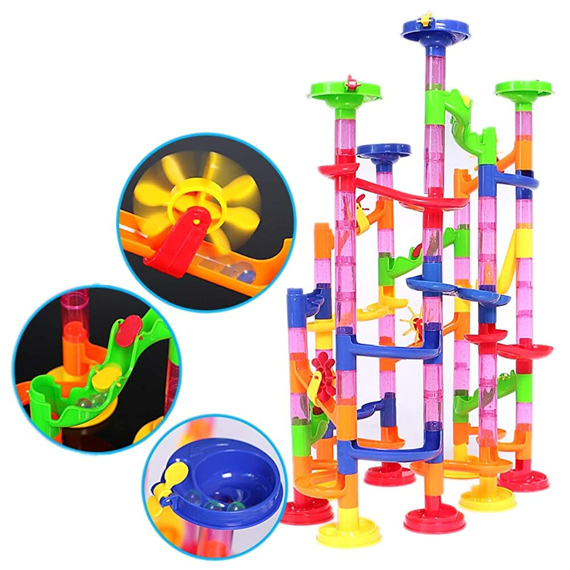 Educational Toys - 1 Set Pipeline Type Puzzles Maze Learning Education Toys Iq Trainer Game Gift Children Colorful - Speech Bulk Newborn Space Preschool Electronics Snap Counting Stacking