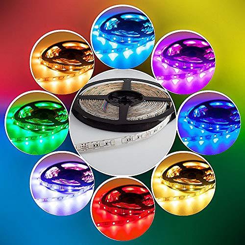 La bande LED 5050 RGB 72W 500CM 12V IP67