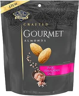 Blue Diamond Gourmet Almonds, Pink Himalayan Salt, 10 Ounce