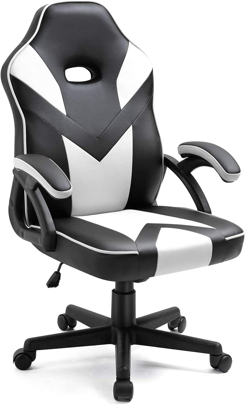 SOHOTIMES Gaming Chair Ergonomic New mail order Office Leather Racing 2021 new Sty