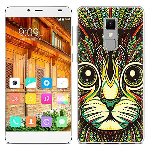 Litao-Case LLM Hülle für Elephone s3 hülle TPU Weiches Silikon Schutzhülle Case Cover 7