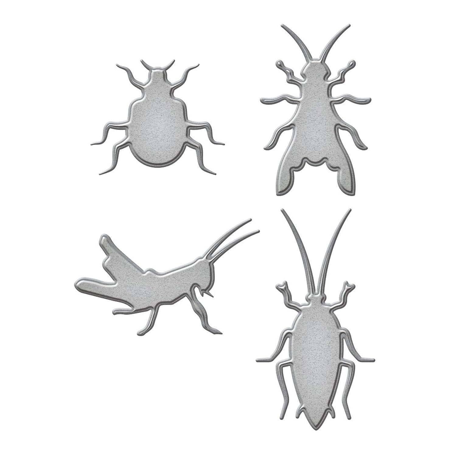 Spellbinders Die D-Lites Bugs Etched/Wafer Thin Dies