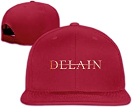 Delain We Are The Others Charlotte Wessels Baseball Caps